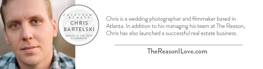Chris Bartelski - fotocrew-member-featurette