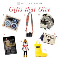 Fotolanthropy: Gifts that Give 2015